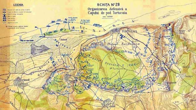 1916_-_Turtucaia_-_organizarea_defensiva_a_capului_de_pod