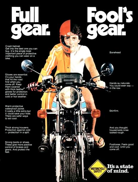 full gear