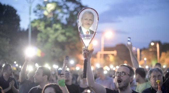 PROTEST - MODIFICAREA CODURILOR DE PROCEDURA PENALA - PIATA VICT